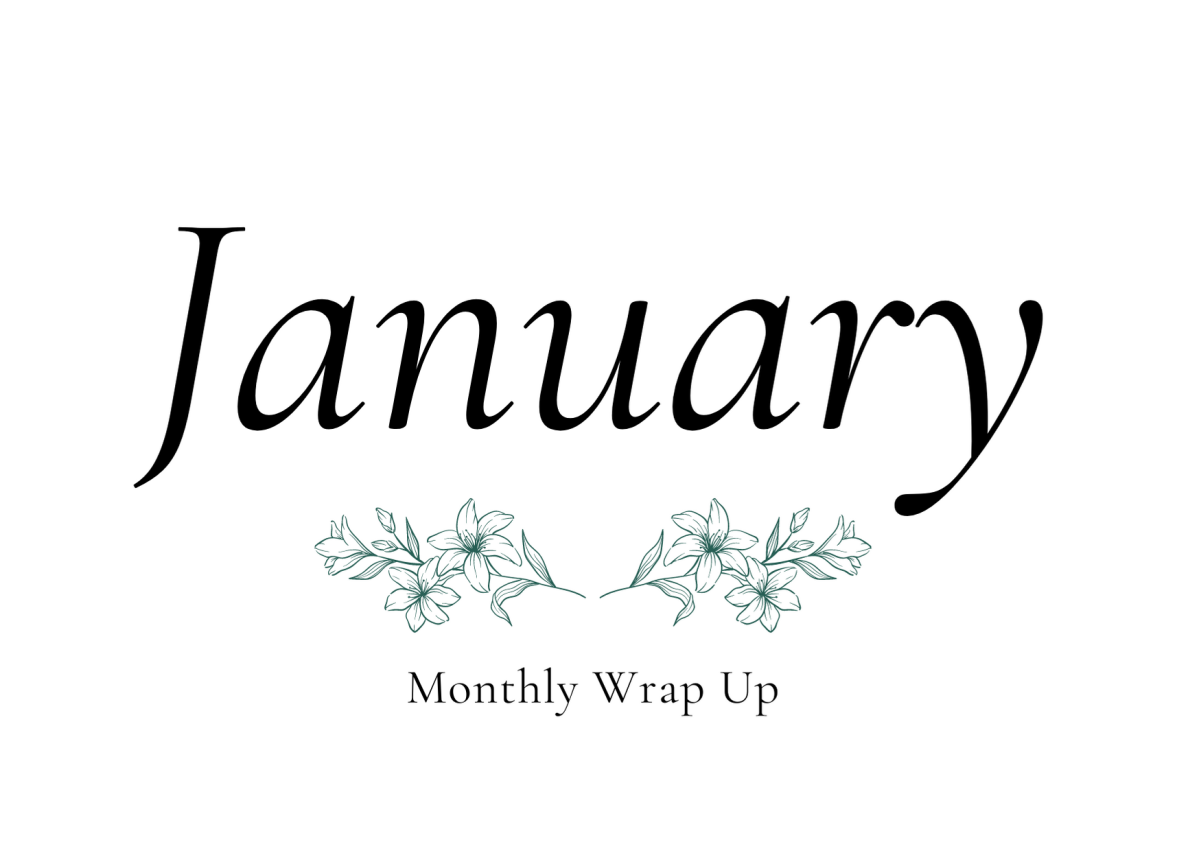 Monthly Wrap-Up: January